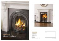 Classic Fireplaces - TRE as