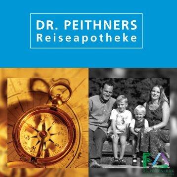 REISEAPOTHEKE UMSCHLAG - Peithner