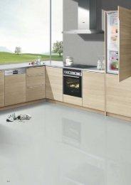 Einbaugeräte zum Kochen redLine Edition - Siemens