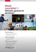 Leica DISTO™ - Page 2