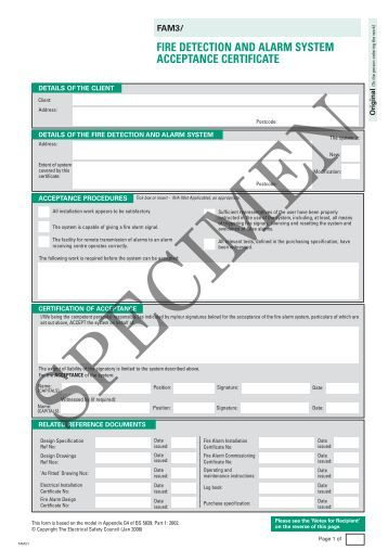 Fire alarm certificate template uk image collections certificate fire alarm certificate template uk gallery certificate design fire alarm certificate template uk image collections certificate yadclub Images