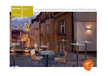 Un nuevo hotel Barceló Premium en el corazón ... - Barcelo.com