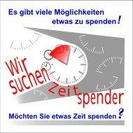 Flyer-Zeitspender gesucht_2012-09-10 - Katholische Pfarrgemeinde ...