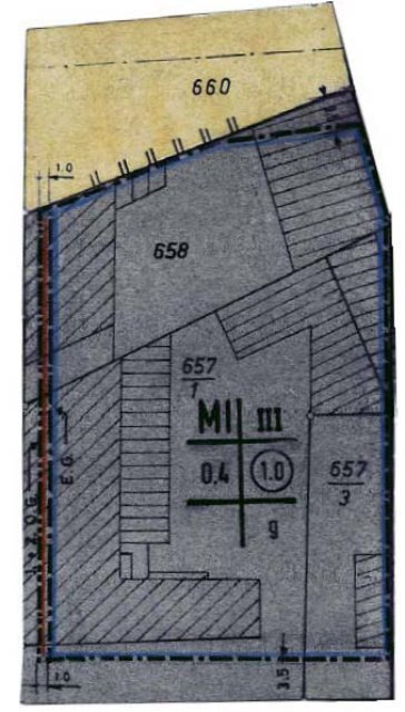 Bebauungsplan Gerbereistraße, 1. Änderung - Stadt Wiesloch