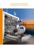 Mit 6 Litern Wasser in der ersten Liga spülen. - Siemens Hausgeräte - Seite 6