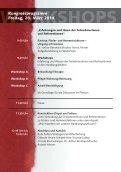 Programm SHT-Kongress - assista - Seite 5