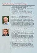 Programm SHT-Kongress - assista - Seite 6