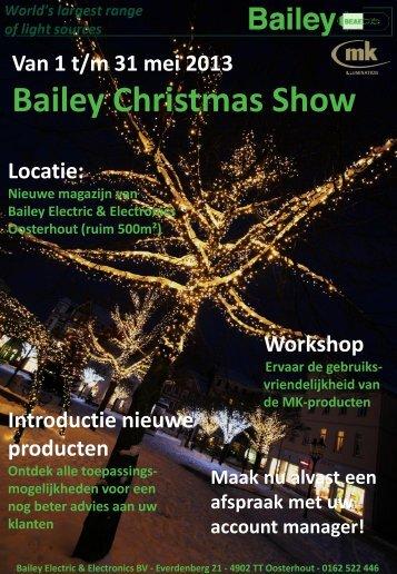 Bailey Christmas Show