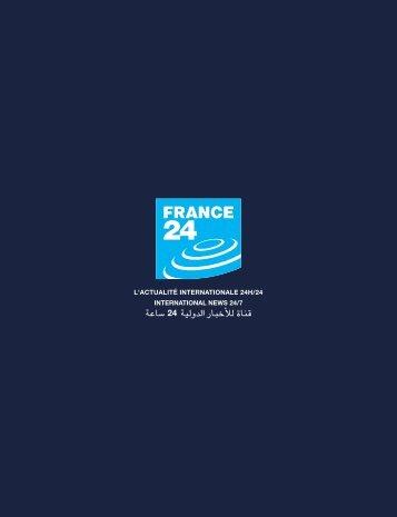 Press kit - France 24