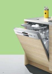 Einbau-Geschirrspüler redEdition - Siemens