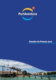 Dossier de Prensa - PortAventura