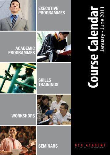 January - June 2011 - BCA Academy