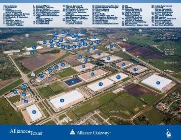 AllianceGateway 2011.pdf - Fort Worth Chamber of Commerce