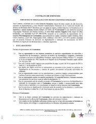 Contrato Firmado Microimages.pdf - Cuenta del Milenio - Honduras