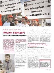 Baden-Württemberg-Seiten im metall 1-2/2006 - IG Metall Baden ...
