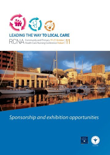 Sponsorship and exhibition opportunities - Royal College of Nursing ...