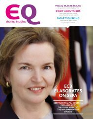 EQ Magazine 1st edition - Equens