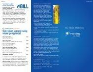 Cash rebates on energy-saving natural gas appliances - Vectren ...