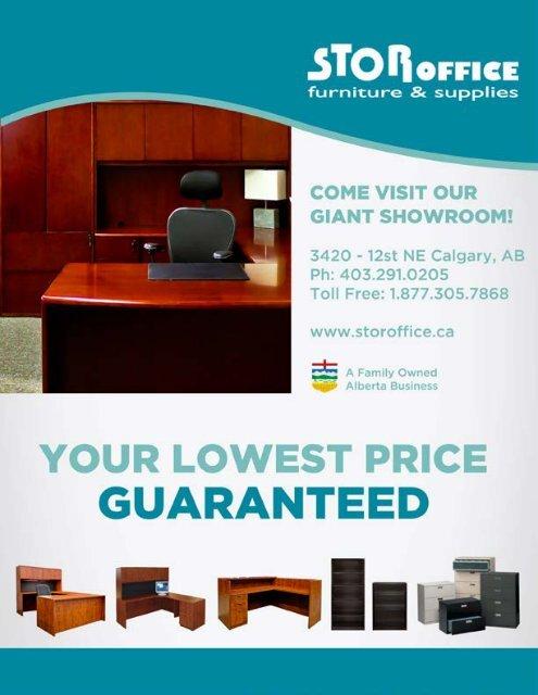Current Flyer - Stor Office Furniture