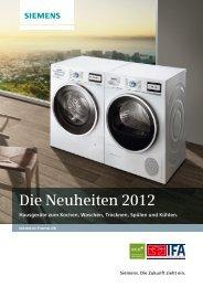 Herunterladen - Siemens Hausgeräte
