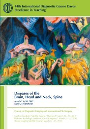 Diseases of the Brain, Head and Neck, Spine - just-medical!
