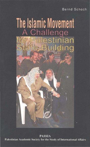 the islamic movement - PASSIA Online Store