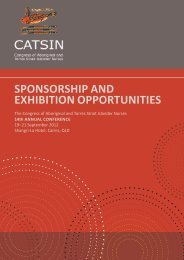 SponSorShip And exhibition opportunitieS - Royal College of ...