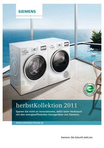 herbstKollektion 2011 - Siemens