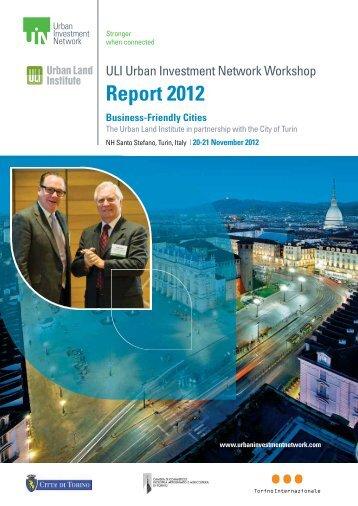 Business-friendly Cities - Torino Strategica