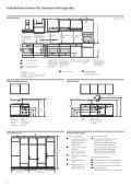 Technische Daten Einbaugeräte ... - Siemens Home Appliances - Seite 3
