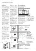 Technische Daten Einbaugeräte ... - Siemens Home Appliances - Seite 4