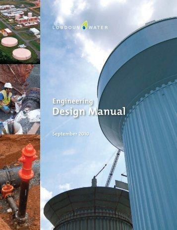 Engineering Design Manual - Loudoun Water