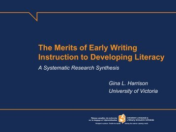 Reviews on Supporting Literacy Development in Young Children