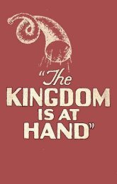 1944 The Kingdom is at Hand - A2Z.org
