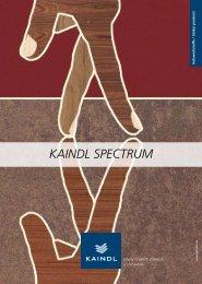 KAINDL SPECTRUM - Artinvest