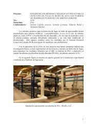 Estudio de los métodos y técnicas acústicas para la detección de ...