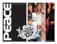 peace of kit - Peacemagazine.com