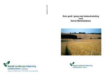 Kom godt i gang med dataudveksling med Dansk ... - DLBR IT