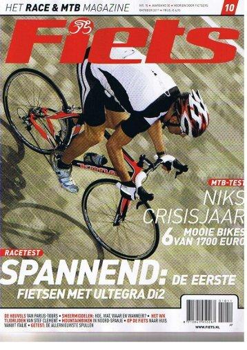 Page 1 10 HET RACE 8: MTB Mí@ WWWIIETSML DP DE FIETS ...