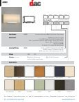 d1503 ALLISON wall sconce Mary Helen Pratte design - d'ac Lighting - Page 2