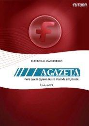 Resultado Eleições CACHOEIRO DE ITAPEMIRIM - FuturaNet