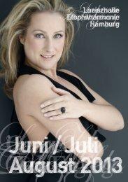 Monatsprogramm Juni Juli August 2013 - Antje Sievert Anzeigen ...