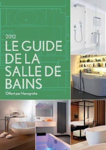 Télécharger le guide de la salle de bains - Hansgrohe