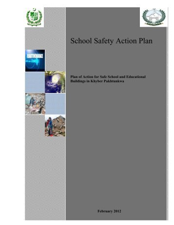 School Safety Action Plan - UNESCO Islamabad