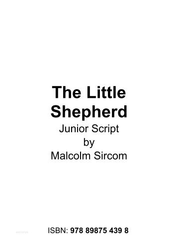 Script The Little Shepherd.pdf - Musicline