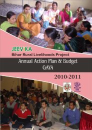 bpiu - dobhi - Bihar Rural Livelihood Promotion Society