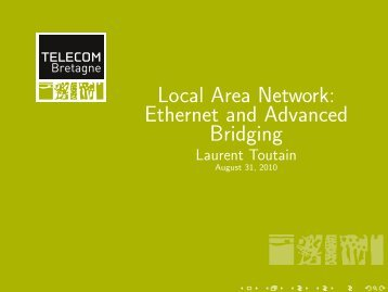 Local Area Network: Ethernet and Advanced Bridging