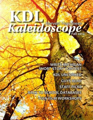 KDL Kaleidoscope - Kent District Library