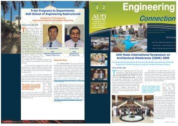 Engineering - American University in Dubai