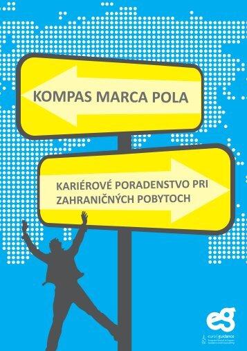 KOMPAS MARCA POLA - Ústredie práce, sociálnych vecí a rodiny